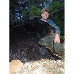 7 DAY SPRING COASTAL BLACK BEAR HUNT