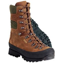 1 PAIR OF MENS SIZE 9 MEDIUM KENETREK MOUNTAIN EXTREME 400 BOOTS