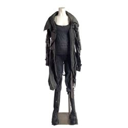 Resident Evil 6 Alice (Milla Jovovich) Movie Costumes
