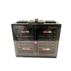 Resident Evil 6 Umbrella Corporation Coms Box with Vials Movie Props