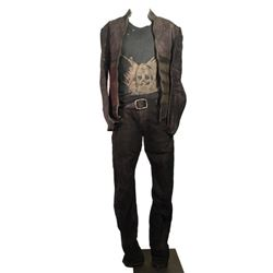 Resident Evil 6 Christian (William Levy) Movie Costumes
