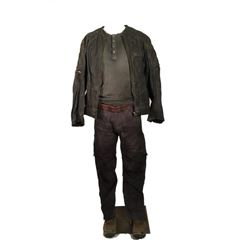 Resident Evil 6 Doc (Eoin Macken) Movie Costumes