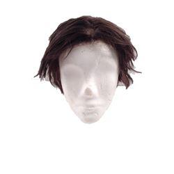 Resident Evil 6 Scars (Aubrey Shelton) Hero Wig Movie Props