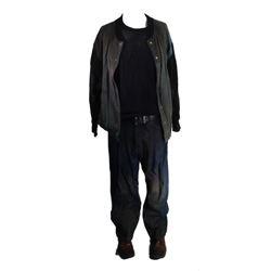 Resident Evil 5 Casual zombie (Takahiro Kudo) Movie Costumes