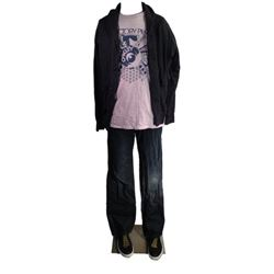 Resident Evil 5 Japanese Undead (Brian Ho) Movie Costumes