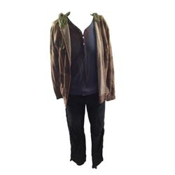 Resident Evil 5 Koichi's Movie Costumes