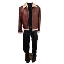 Resident Evil 5 Leon S. Kennedys (Johann Urb) Movie Costumes
