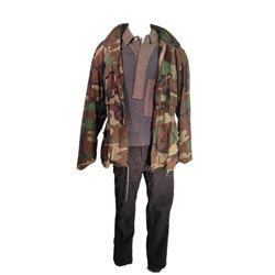 Resident Evil 5 Tony (Ofilio Portillo) Movie Costumes