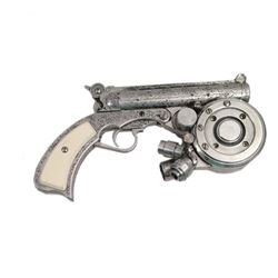 Resident Evil 5 Alice (Milla Jovovich) Grappling Gun Movie Props