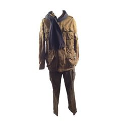 Resident Evil 5 Rud Rocket Driver (Pat Mark) Movie Costumes