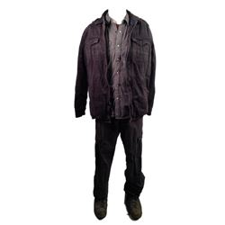 Resident Evil: The Final Chapter Sergei (Robin Kasyanov) Movie Costumes
