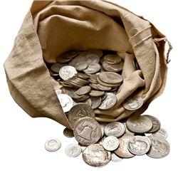 """$250 Face value 90% Pre-64 - """"Junk Silver"""""""