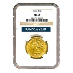 $10 Liberty MS62