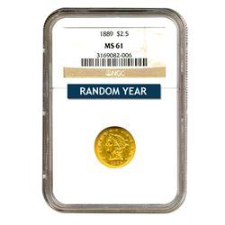 $2.50 Liberty MS61