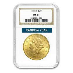 $20 Liberty MS61