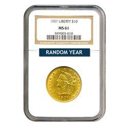 $10 Liberty MS61