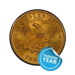 $10 Liberty UNC