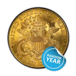 $20 Liberty AU