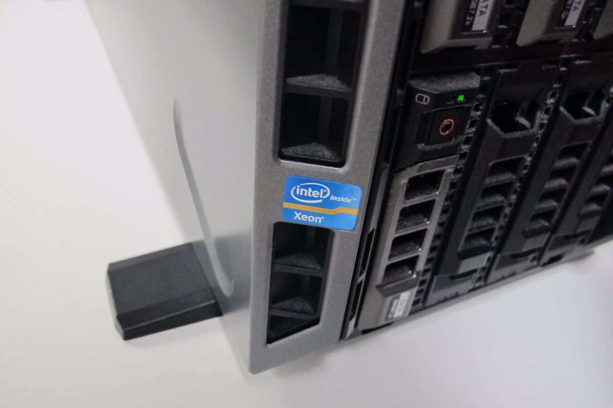 Dell PowerEdge T620 Server (Service Tag GS20K02) Intel Xeon