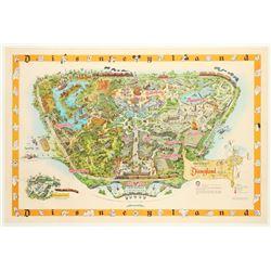 1958-A Disneyland Map.