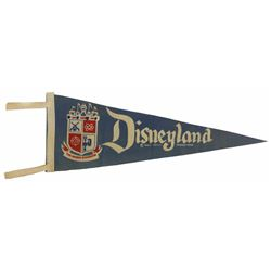 Magic Kingdom Crest Pennant .