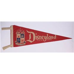 Magic Kingdom Crest Pennant.