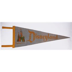 Disneyland Castle Pennant.