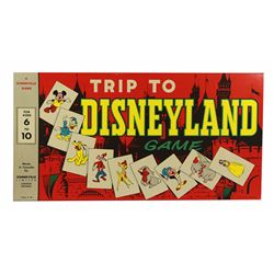 """Trip to Disneyland"" Board Game."
