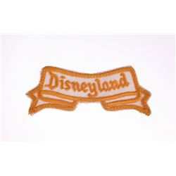 Disneyland Cast Member Patch.