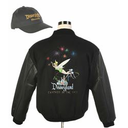 """Fantasy in the Sky"" Disneyland Fireworks Cast Member Jacket & Hat."