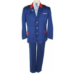 Soarin' Over California  Cast Member Costume.