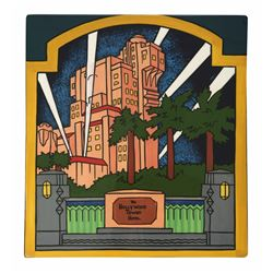"""Twilight Zone Tower of Terror"" Dinner Event Tile."