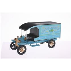 Main Street Global Van Lines Model Truck In Box.