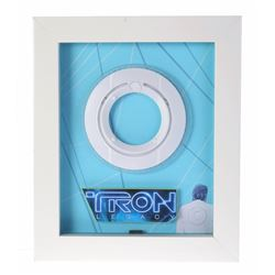 """Tron"" Flying Disc Prop from The Main Street Emporium."