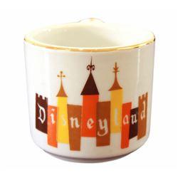 Matching Pair of (2) Disneyland Ceramic Mugs.