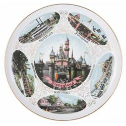 Five Lands Decorative Wall Plate.