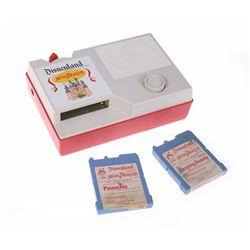 Disneyland Playtape Model 1100 in Box.