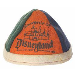 Disneyland Souvenir Felt Beanie.