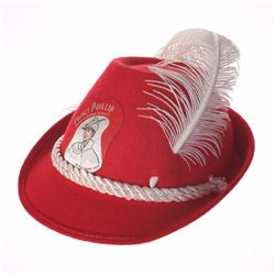 Prince Phillip Souvenir Hat.