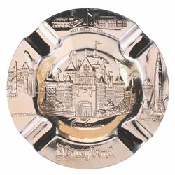 Souvenir Disneyland Ashtray.
