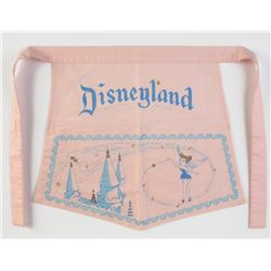 Disneyland Child's Apron.