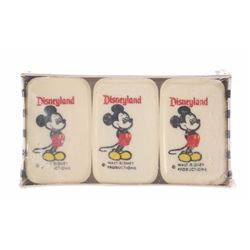 Set of (2) Boxes of Disneyland Soaps.