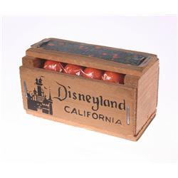Miniature Crate of California Oranges Candy.