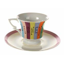 Disneyland Souvenir Cup and Saucer.