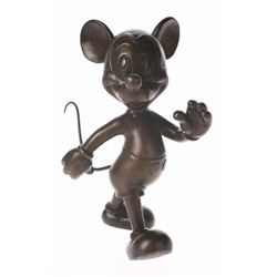 Limited Edition Bronze Mickey Mouse by Blaine Gibson.