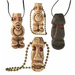 Collection of (4) Randotti Souvenirs.