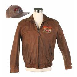 """""""Indiana Jones Adventure"""" Imagineering Jacket & Hat."""