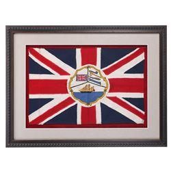 Frontierland Flag Prop.