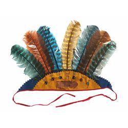 "Frontierland ""Indian Village"" Headdress."