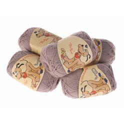 Collection of (5) Disneyland Nursery Wools - Pluto.
